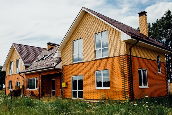 проект таунхауса в Даниловке 315 м